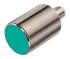 Pepperl + Fuchs PNP-NO 电感式传感器 15mm Detection Range, 柱体 65mm length, 10 → 30 V 直流, IP67