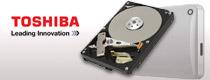 Toshiba 硬盘和便携式存储设备