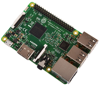 Raspberry Pi 3 Model B SBC (Bulk)