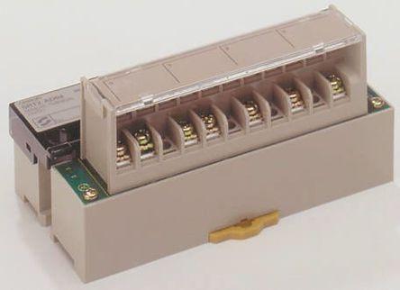 欧姆龙plc接线实物图