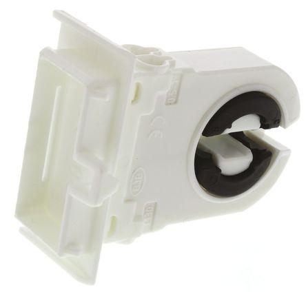 660 w, 2 针 聚碳酸酯制 小型日光灯 灯座, g13 底座, t8/t12 扣合