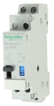 控制/冲击脉冲继电器,用于模块化接触器