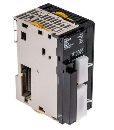 omron cj1m系列 plc cpu, devicenet, 5000 步编程容量, din导轨安装