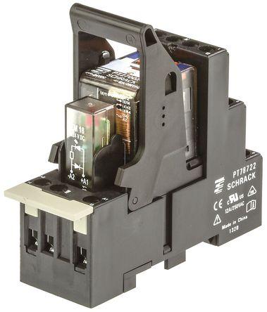插座具有逻辑排列控制/负载接线端子