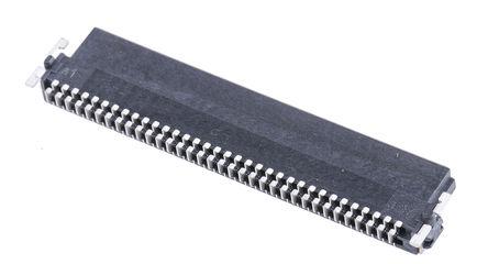 27mm节距 表面贴装 印刷电路板插座, 板对板