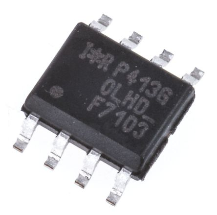 irf7103pbf, 双 n沟道 mosfet 晶体管, 3 a, vds=50 v, 8针 soic封装