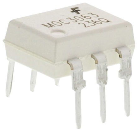 3063双向可控硅调压触发电路图