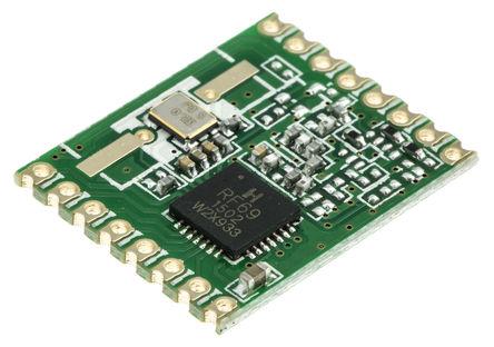 射频功率放大器电路板