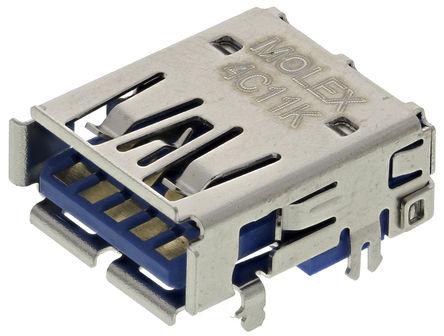 0 usb 印刷电路板插座