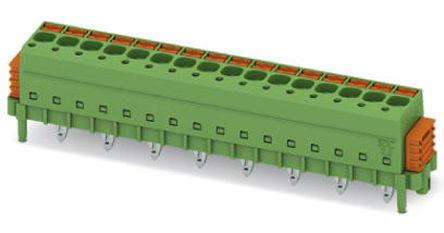 电路板弹簧接线端子