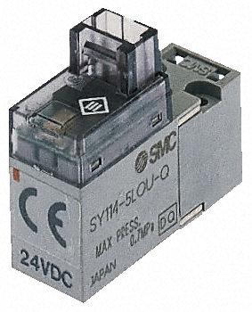 这些电磁阀可基座安装,为主体带孔阀.图片