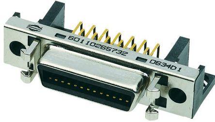 直角印刷电路板安装线对板微型