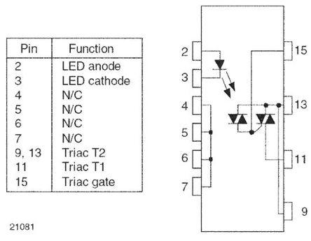 固态继电器输出接线图
