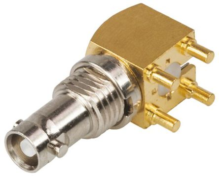 hd-bnc 印刷电路板连接器