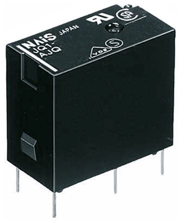4脚微波炉继电器接线图