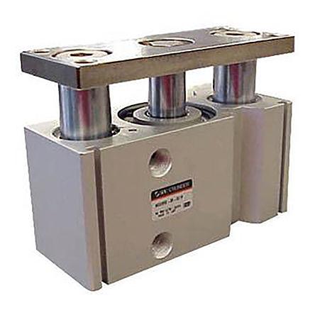 smc 气动导杆气缸 mgqm50-125图片