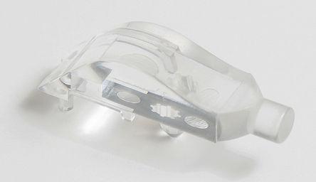 使用推合式接线片将 slp 灯管安装到接近 led 的印刷电路板上.